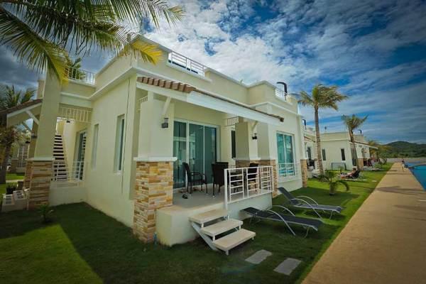 EXCLUSIVE pool villa type sam roi yot