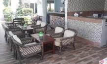 coffee bar near pool
