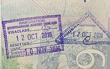 Thailand vakantie met kinderen visa