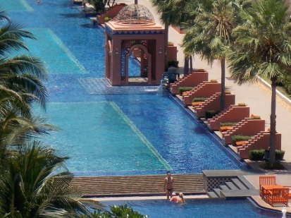 Huahin Marrakesh Poolview