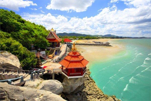 khao tao temple