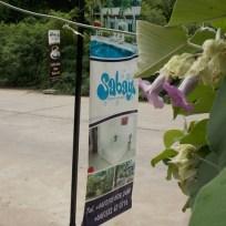 sabaya resort cha-am sign