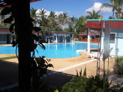 ZWEMBAD Prayook Resort Strand Bungalows