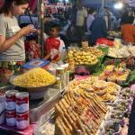 cha-am wednessday night market