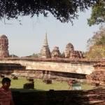 Ayuthaya tempels