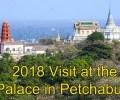 2018 visit at Paleis Petchaburi en Museum