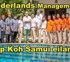 Nederlands Managment op Koh Samui