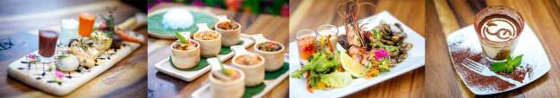 Secret Garden restaurant foodchoices Nederlands Management op Koh Samui