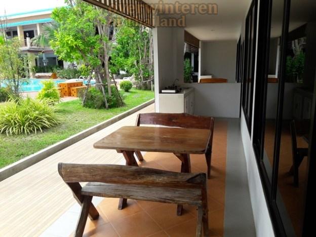 Arlek Resort – Twin beds