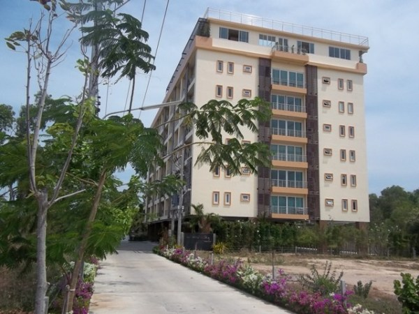 Blue Sky Huahin apartment 2 bedrooms