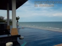 Huahin apartment at Palm Pavilion Seaview 6th floor