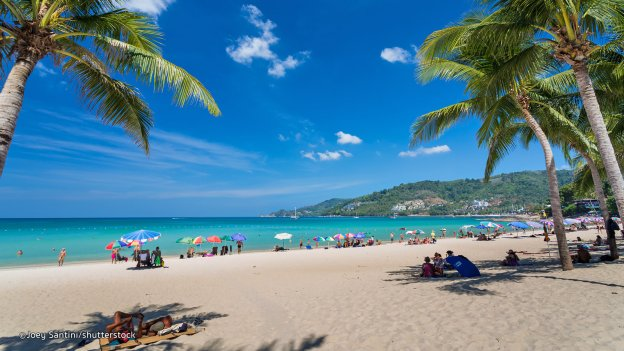 Most beautiful beaches in Thailand