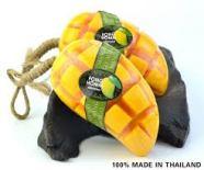 Handmade natural Thai soap