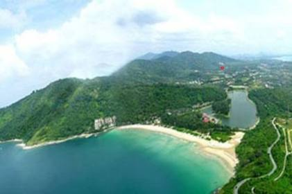 Nai Harn Beach omgeving Phuket