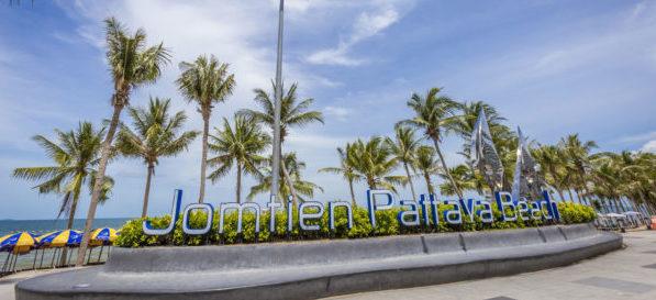 Jomtien Pattaya Beach