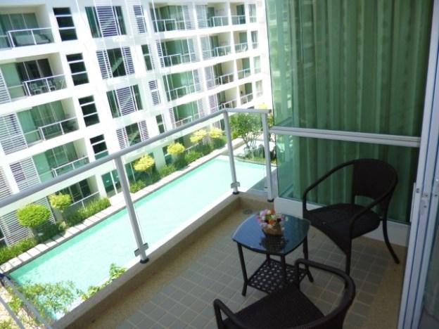 Balkon The Breeze Hua hin