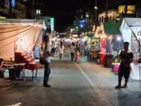 avondmarkt Huahin 2020