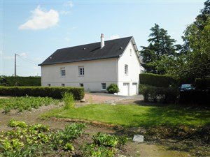 House for Sale in Saint-Aubin-Du-Plain, Poitou-Charentes, France
