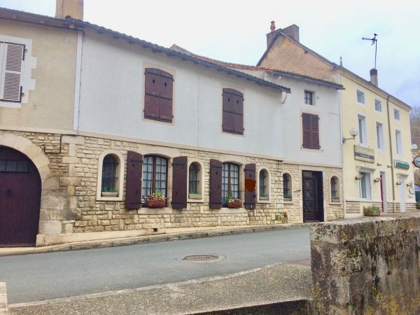 House for Sale in Gouex, Poitou-Charentes, France