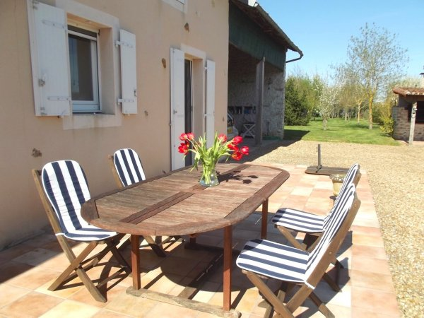 House for Sale in Oroux, Poitou-Charentes, France