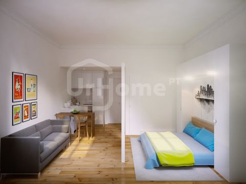 1 Bedroom Apartment for Sale in Lisboa