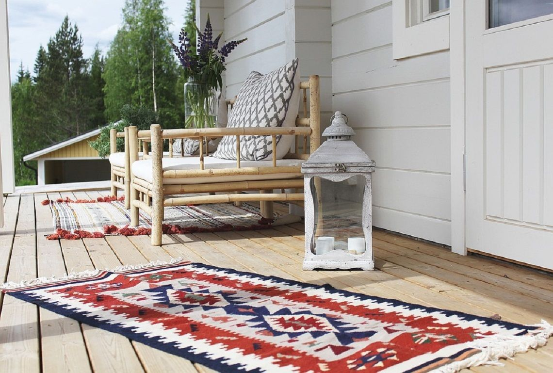 deco de jardin le tapis d exterieur