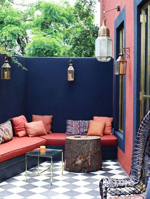 Nos Astuces Pour Une Deco De Terrasse Orientale Oviala