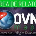 OVNI Hoje faz parceria com OVNI Maps para registro de relatos de avistamentos 7