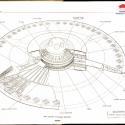 Diagrama de 1950, do disco voador da Força Aérea dos EUA, é finalmente revelado 40