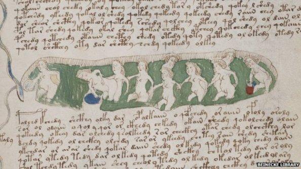 O código do Manuscrito Voynich NÃO foi decifrado
