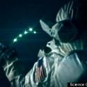 Comandante da Estação Espacial Internacional também viu OVNIs 27