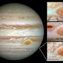 """""""Marca registrada"""" do planeta Júpiter está desaparecendo 2"""
