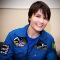 Astronauta da ESA vê enorme clarão e reage emocionalmente 8