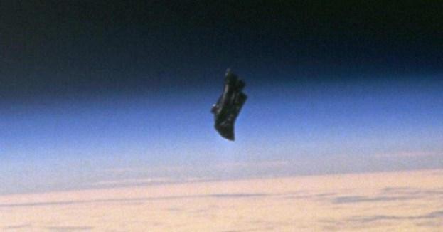 """O satélite """"Cavaleiro Negro"""" existe?"""