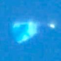 """OVNI / UFO """"vivo"""" é filmado no México 1"""