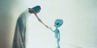 encontrar com extraterrestres