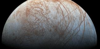 encontrar vida em lua de Júpiter