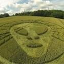 Agroglifos: Custosos trabalhos de arte, ou mensagens alienígenas? 34