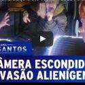 Invasão alienígena na 'Câmera Escondida do Sílvio Santo' 18
