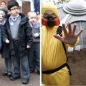Escolas conduzem acidentes falsos de OVNIs / UFOs preparando jovens para o anúncio de vida extraterrestre 29