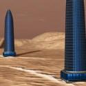 """Três """"torres artificiais"""" foram encontradas em Marte, diz investigador 1"""