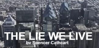 a mentira que vivemos