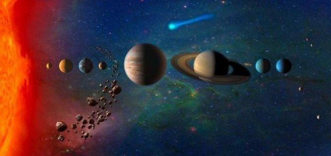 planeta, sistema solar, NASA Superestradas no sistema solar permitem viagens mais rápidas