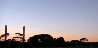 OVNIs em Adelaide