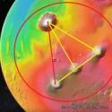 Descoberto alinhamento geológico possivelmente artificial na superfície de Marte 1