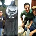 Escultor de estátua de Giordano Bruno acredita que jovem desaparecido seja a reencarnação do filósofo 1