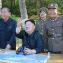 suposto OVNI foi abatido pela Coreia do Sul