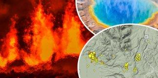 supervulcão do Parque Yellowstone