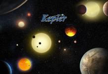 anúncio da NASA