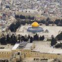 Anomalia celeste ocorre acima do Monte do Templo em Jerusalém 4